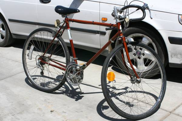 late 70s sturdee bicycle in very nice condition for its year - $160 (arvin)