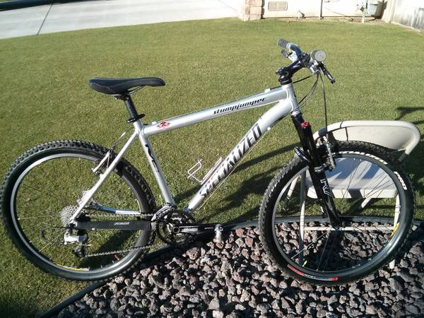 Specialized Stumpjumper M4 Mountain Bike - $450 (SW Bakersfield)