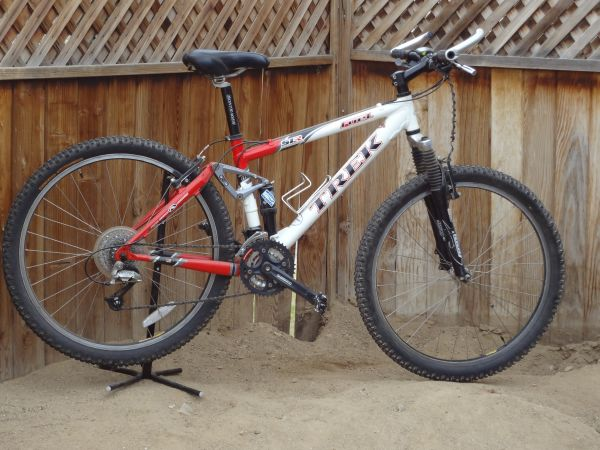 Trek Fuel SLR, 24-speed mountain bike - $400 (TaftBakersfield)