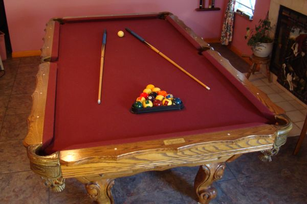 Camelot Pool Tables ESpotted - Showood pool table