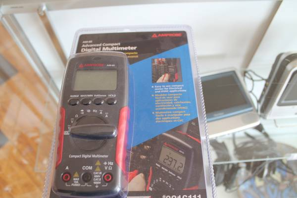 (2)Amprobe Digital Multimeter Am-60 - $40 (2305 Chester Ave. Bakersfield Ca 93301)
