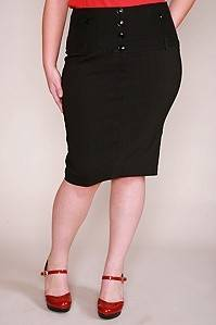 Torrid High-Waist Pencil Skirt - $30 (93308)
