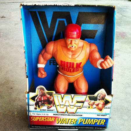 HULK HOGAN collection  other WWE  WWF collectibles  DVD s   (Mill Creek Antique Mall 2nd Floor 93301)