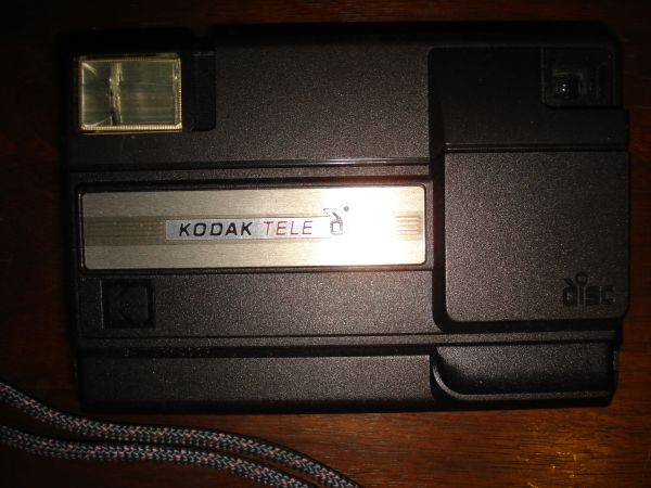 kodak tele disc camera      10.00 - $10 (bakeresfield)
