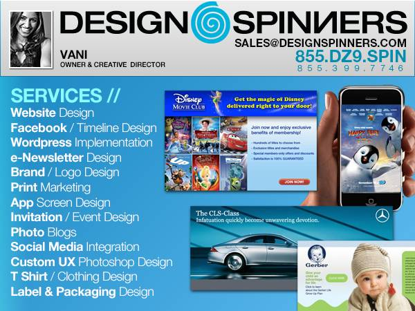 DEADLINE ORIENTED FEMALE WEB DESIGNER THAT CATERS TO YOU