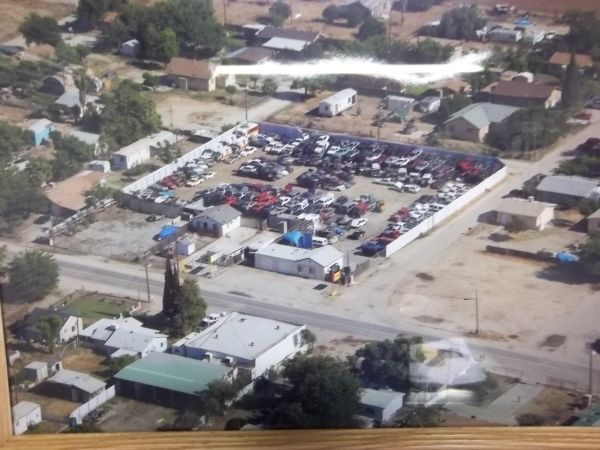 Wrecking Yard Bakersfield Ca For Sale