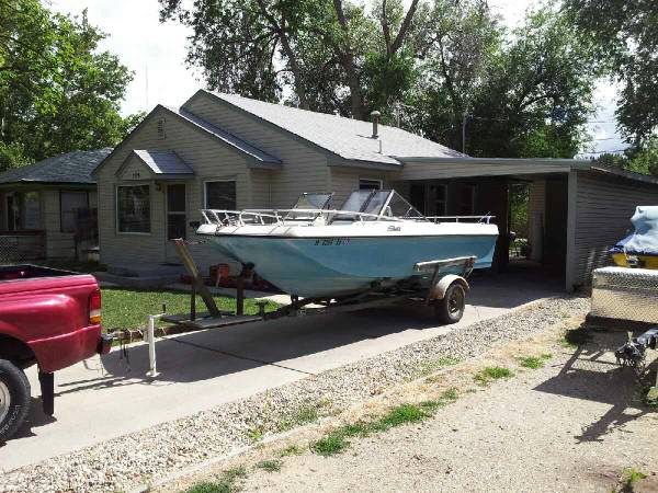 1978 Seaswirl All Purpose Boat - $2500 (Boise)