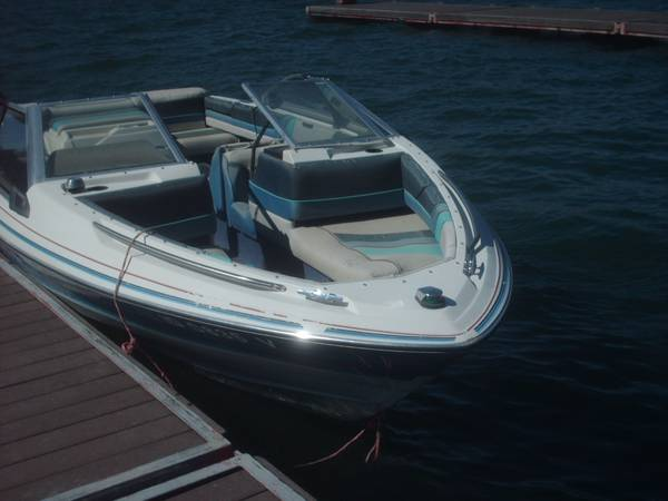1988 Bayliner Capri  19 open bow - $2450 (Boise)