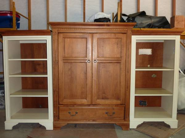 Ethan Allen Entertainment System - $1000 (Nevada City )