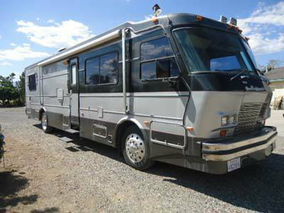 1985 Monaco Crown Royale diesel pusher class A motorhome trades  cash - $17500 (Gardnerville, NV)