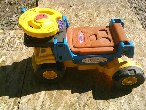 Ride on Toy made by Tonka - $10 (Eagle )