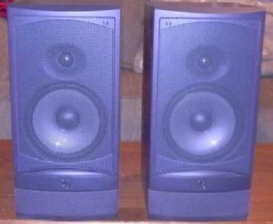 INFINITY Reference 2000.3 High-Def. MainSurround Speakers (Black Ash) - $149 (Utah County, Utah)