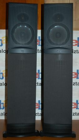 INFINITY Reference 2000.5 Main Tower Surround Speakers (Black Ash) - $229 (Thanksgiving Point, Utah)