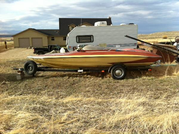 1978 glastron carlson cvx 20 project (elko) : boats : in ...
