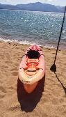 Ocean Kayak Scrambler XT w seat  amp  paddle -  310  South Lake Tahoe