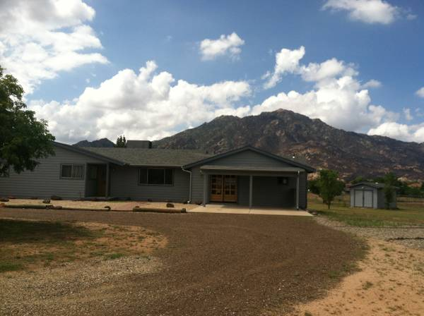 - $2200  4br - 1800ftsup2 - Beautiful Equestrian Home on 5 Acres (Sundown AcresPrescott Arizona)
