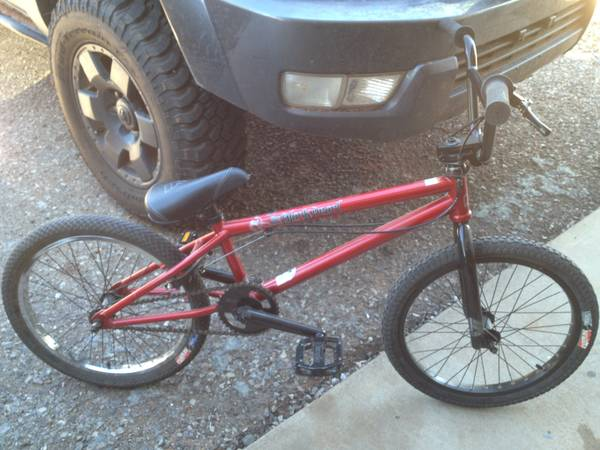 Dave Mirra Mirraco Mirra Co. the Black Pearl 3 BMX - $350 (CottonwoodSedona)