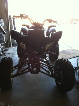 03 raptor 660 - $3000 (Prescott Valley AZ)