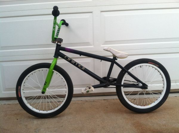 complete bmx bike fully custom - $400 (flagsaff)