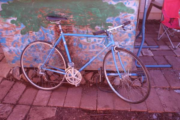 Bianchi Commuter Road Frame 12 Speed Bike - $200 (West Flagstaff)