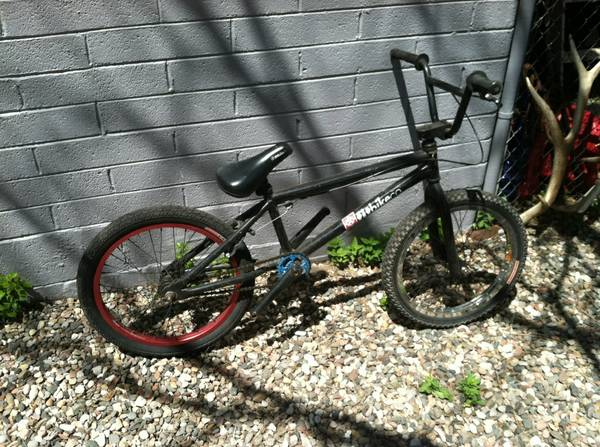 Fit BMX bike  - $120 (NAU)