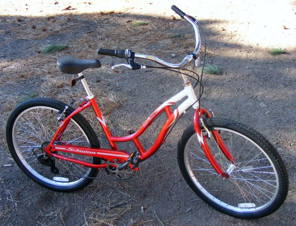 Schwinn Point Beach 7-speed Cruiser  GREAT CONDITION  - $65 (flagstaff)