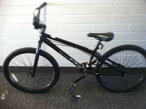Black BMX bike for sale  - $350 (NAU(Flagstaff) )