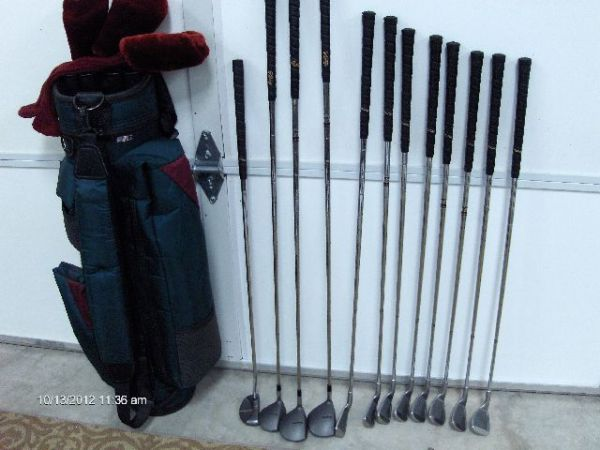 Golf Club Set, Ladies Magique  - $125 (C Verde)