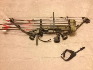 PSE Spyder Compound Bow - $150 (Doney Park)