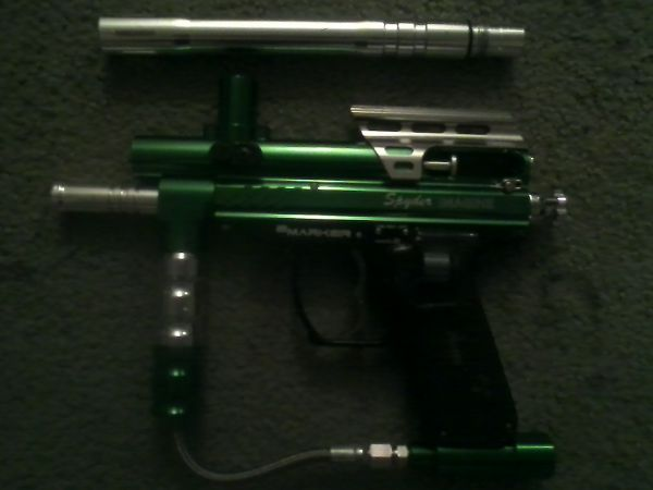 2 SPYDER PAINT BALL GUNS - $280 (Flagstaff)