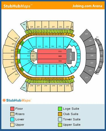 Taylor Swift, May28th - 3 tickets - $350 (Jobing Arena, Glendale)