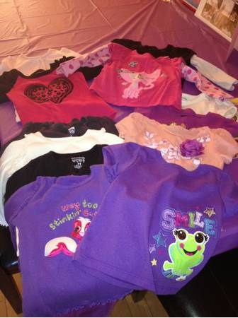 18-24 month girl clothes - $30 (Doney Park)