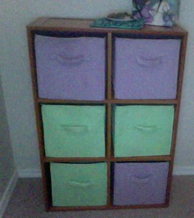 Non toxic bin set for toys or clothes - $50 (West Sedona)