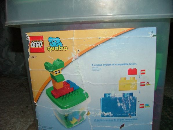 Quatro Lego Blocks - $30 (flagstaffkachina)