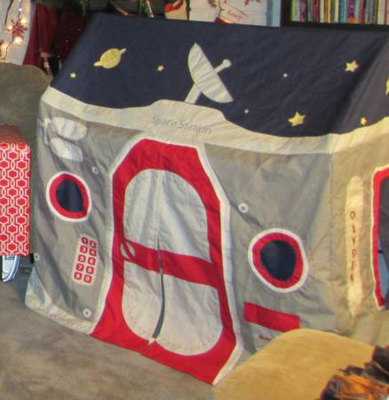 Pottery Barn Space Station Tent - $110