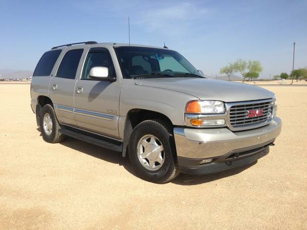 Original Owner 2005 GMC YUKON SLT 4X4 - $9000 (North Phoenix)