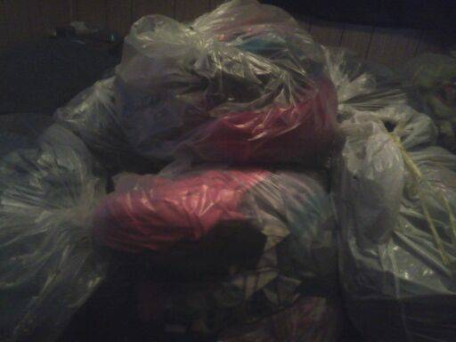 6 large bags of womens plus size clothes size 2x-3x, 1820-2224 - $20 (c verde)