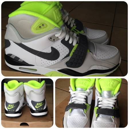 Bo Jackson  Andre Agassi Nike Air Crosstrainers SC II BRAND NEW - $75 (Flagstaff)