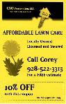 CSO Preservation LLC - Lawn Care  Clean Out  Maintenance  Licensed  amp  Insured  Flagstaff Sedona Williams