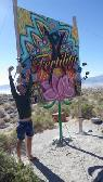 offering ride to Burning Man  N  AZ to Black Rock City