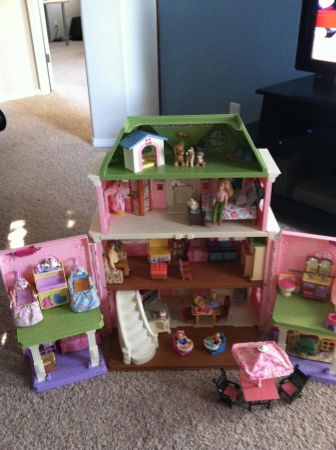 Loving Family Doll House Furniture For Sale