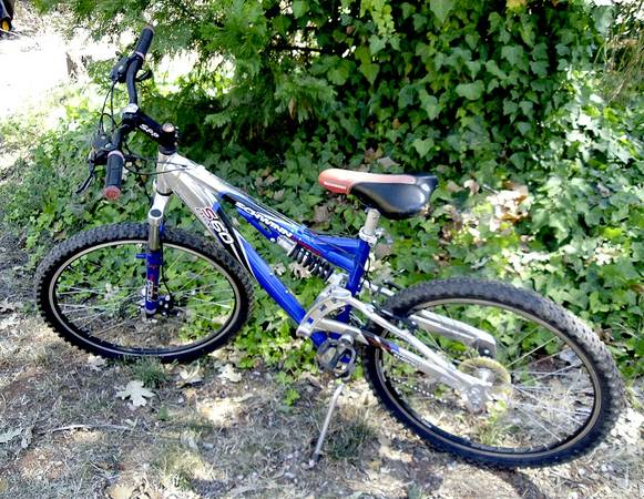SCHWINN S60 DSX Hydroformed 26 inches Mountain Bike - 21 speed - $295 (Grass Valley)