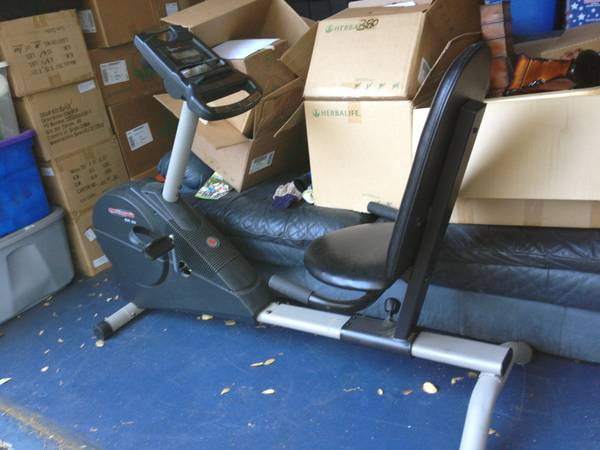 Proform SR30 Stationary Bike - $75 (Auburn)