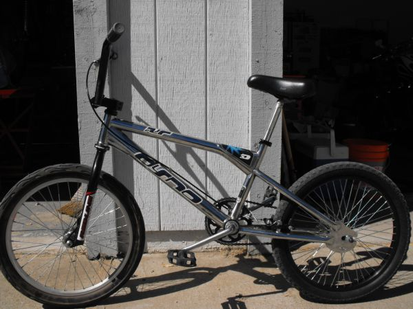 Old School Dyno XR BMX Bike GT - $100 (Lotus - Coloma - Placerville)