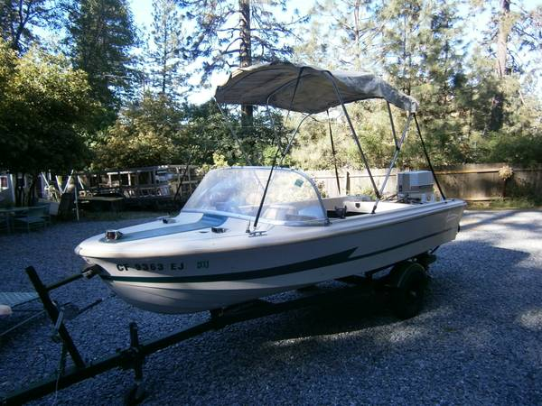 Great Fishing Boat, 1969 Larson - $700 (WeimarColfax)