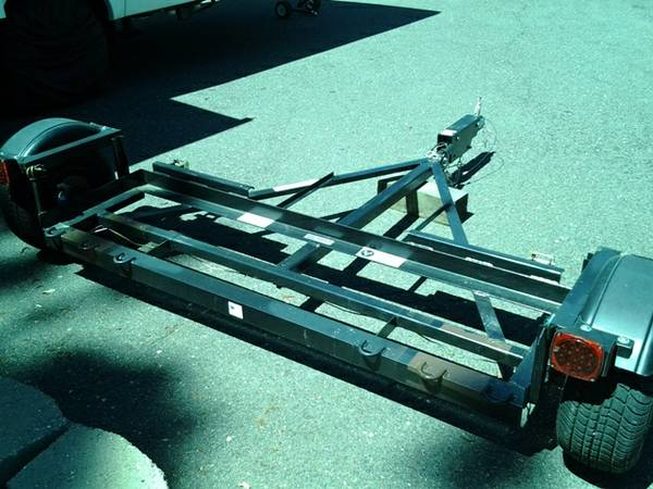 EZE-TOW CAR DOLLY  - $1500 (Murphys-Calevaras Co)