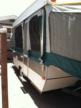 Tent trailer  - $3500 (Jamestown)