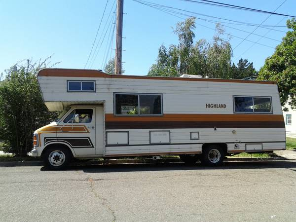 1979 dodge sportsman rv | eSpotted