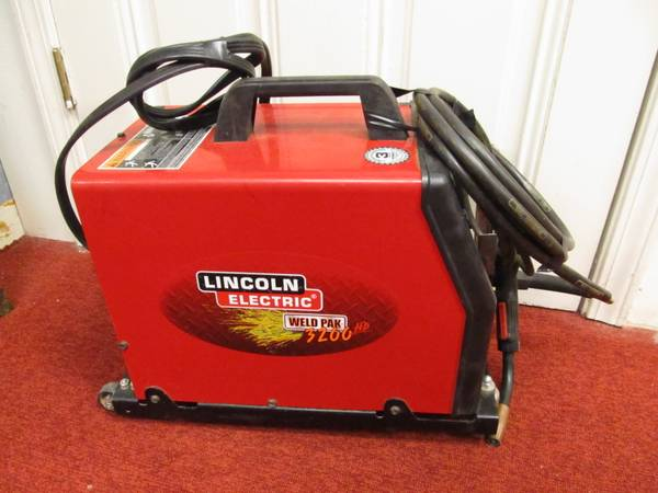 Lincoln Electric Weld Pak 3200 HD Welder wwheels - $350 (Jackson, CA)