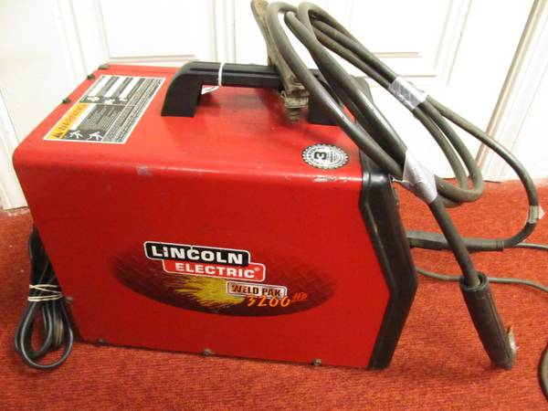 Lincoln Electric Weld Pak 3200 HD Welder wout wheels - $350 (Jackson, CA)